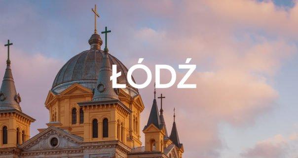 Super jest być w Łodzi