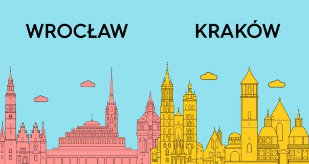 Kraków i Wrocław też mają Super! :)